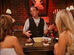 Bar, Babe, Bar, Dirty, Fingering, Lesbian