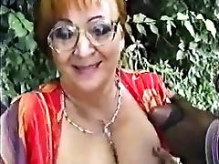 Interracial, Amateur, Blowjob, Granny, Huge, Interracial