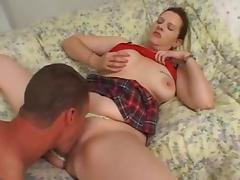 Incredible pornstar in hottest cunnilingus, blowjob adult video
