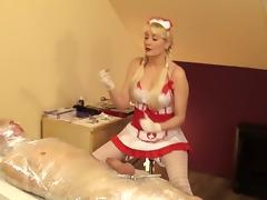 Mean blond nurse. Part 1 Sounds HD