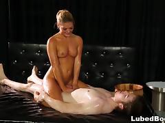 American, American, Hardcore, Massage