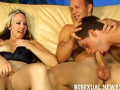 Bisexual, Bisexual, Threesome