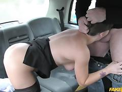 Backseat, Ass, Ass Licking, Babe, Backseat, Blowjob