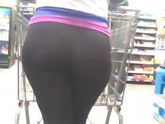 Supermarket spandex