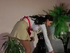Judith No 3 - Fully dressed anal
