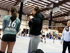 My Crush Ass Went Teaching A Vollyball Class