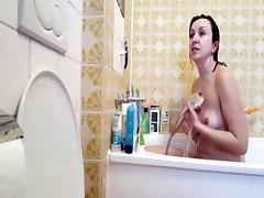Bathing, Bath, Bathing, Bathroom, Shower, Wife