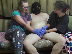 CFNM, BDSM, CFNM, Femdom, Homemade, Slave