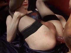 Mature, Crossdresser, Hardcore, Mature, Transvestite