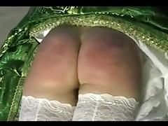 Spanking, Spanking, French Teen