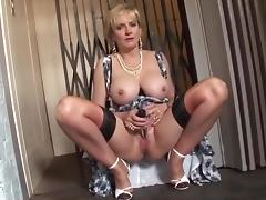 Caught, British, Caught, Mature, MILF, British Mature