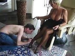Best Amateur clip with Blonde, Fetish scenes