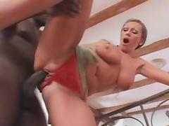 Horny pornstar Jessica May in fabulous big tits, blonde porn video