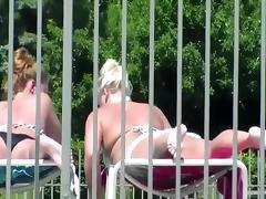 Bikini, Amateur, Bikini, Outdoor, Panties, Voyeur