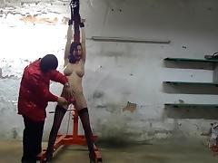 Brutal, Amateur, BDSM, Big Tits, Brunette, Brutal