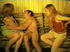 Fabulous Homemade movie with Vintage, Threesome scenes