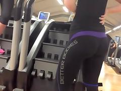 Ass, Ass, Big Ass, Voyeur, Leggings