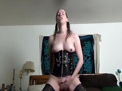 Dirty Talking Milf riding cock, wishing it was yours
