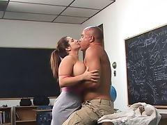 Teacher, Big Tits, German, Instruction, Sex, Teacher