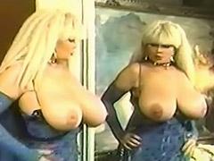Granny, Blonde, Classic, Granny, Hairy, Masturbation