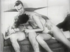 1950, Babe, Big Cock, Classic, Fetish, Vintage