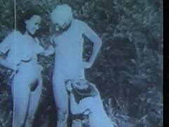 Historic Porn, Babe, Blowjob, Classic, Gangbang, Group