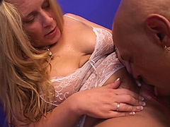 Chubby Big Busty Amateur Babe with a Hairy Cunt gets some Serious Anal Exploitation