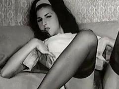 Historic Porn, Ass, Babe, Classic, Vintage, 1960