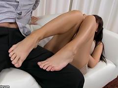 Aletta Ocean Feet Heat