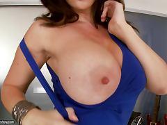 All, Big Tits, Brunette, Curvy, Feet, Fishnet