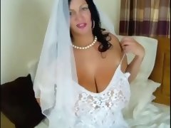 bride - Even a bride can fuck around with other hot mighty dudes! Check that out