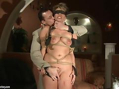 Stunning Wife Gets Punished Until She's Forced To Orgasm