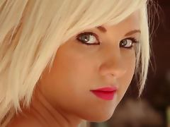 Bra, Blonde, Bra, Cute, Erotic, Glamour