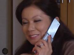 Lonely Housewife Chizuru Iwasaki Gets Some Wild Sex