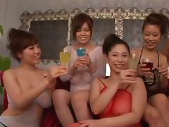 Japanese Big Tits, Babe, Big Cock, Big Tits, Blowjob, Cowgirl