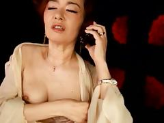 Mature Japanese Slut Kei Marimura Riding a Dick with Her Hairy Pussy video