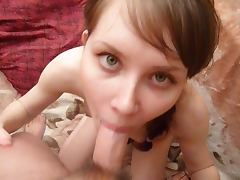 Russian, Amateur, Russian, Swallow, Russian Teen, Cum Swallowing