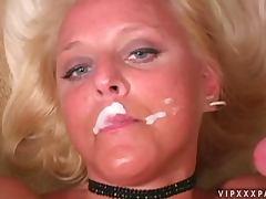 Desirable milf Alexis Golden wanted it facial