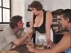Beer, Banging, BBW, Beer, Blowjob, Gangbang