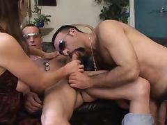 French bisex with Marie Lynne