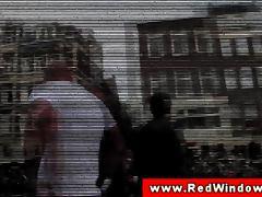 Amsterdam, Blowjob, Reality, Whore, Sucking, Amsterdam
