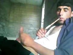 horny iranian man