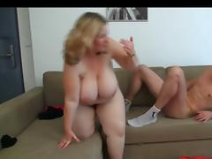 Fat Teen, 18 19 Teens, Amateur, BBW, Blonde, Czech