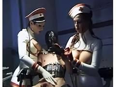 SADOMASOCHISM Latex Fetish Nurses