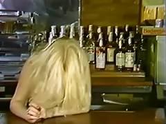 Bar, Banging, Bar, Biker, Gangbang, Vintage