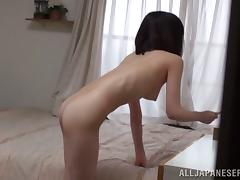 Japanese, Asian, Couple, Cowgirl, Creampie, Cumshot