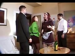 French, Cum, French