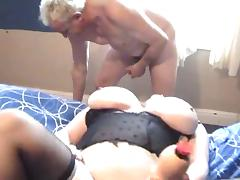 The Joy Of Fucking An Old Lady With Big Boobs