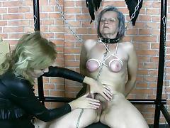 humiliated-granny