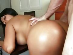 Colombiana secretary sexy ass ohh yeahh -